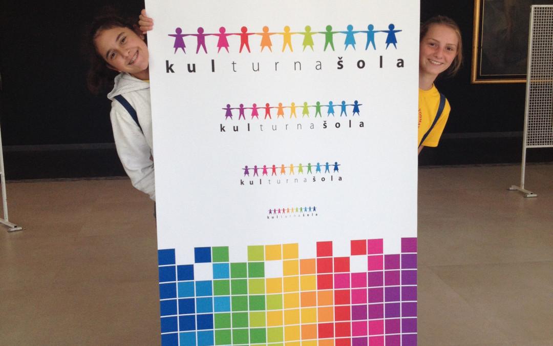 """Osnovna šola Vodmat je postala """"kulturna šola"""""""