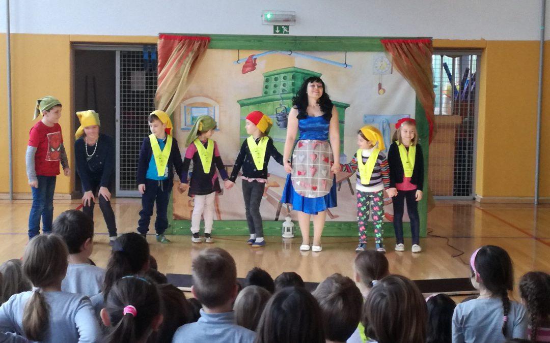 Operna predstava Sneguljčica